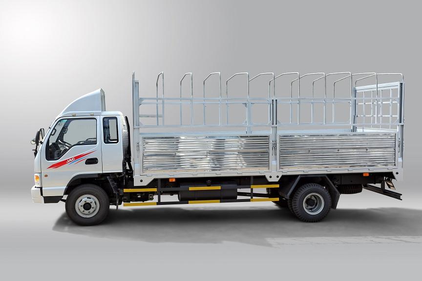 xe tải jac 7.25 tấn khu vực tp.hcm