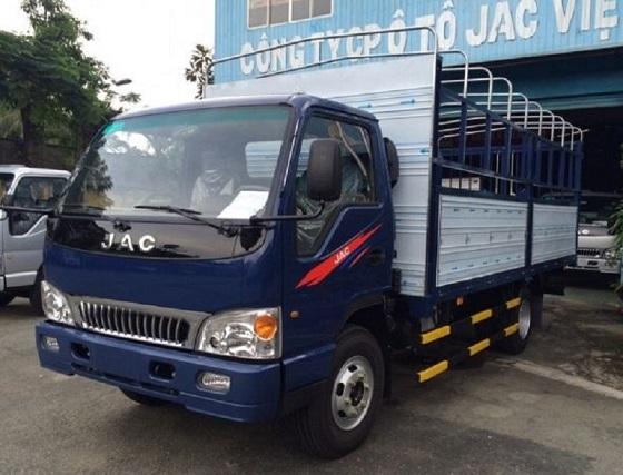XE TẢI JAC 5 TẤN L500