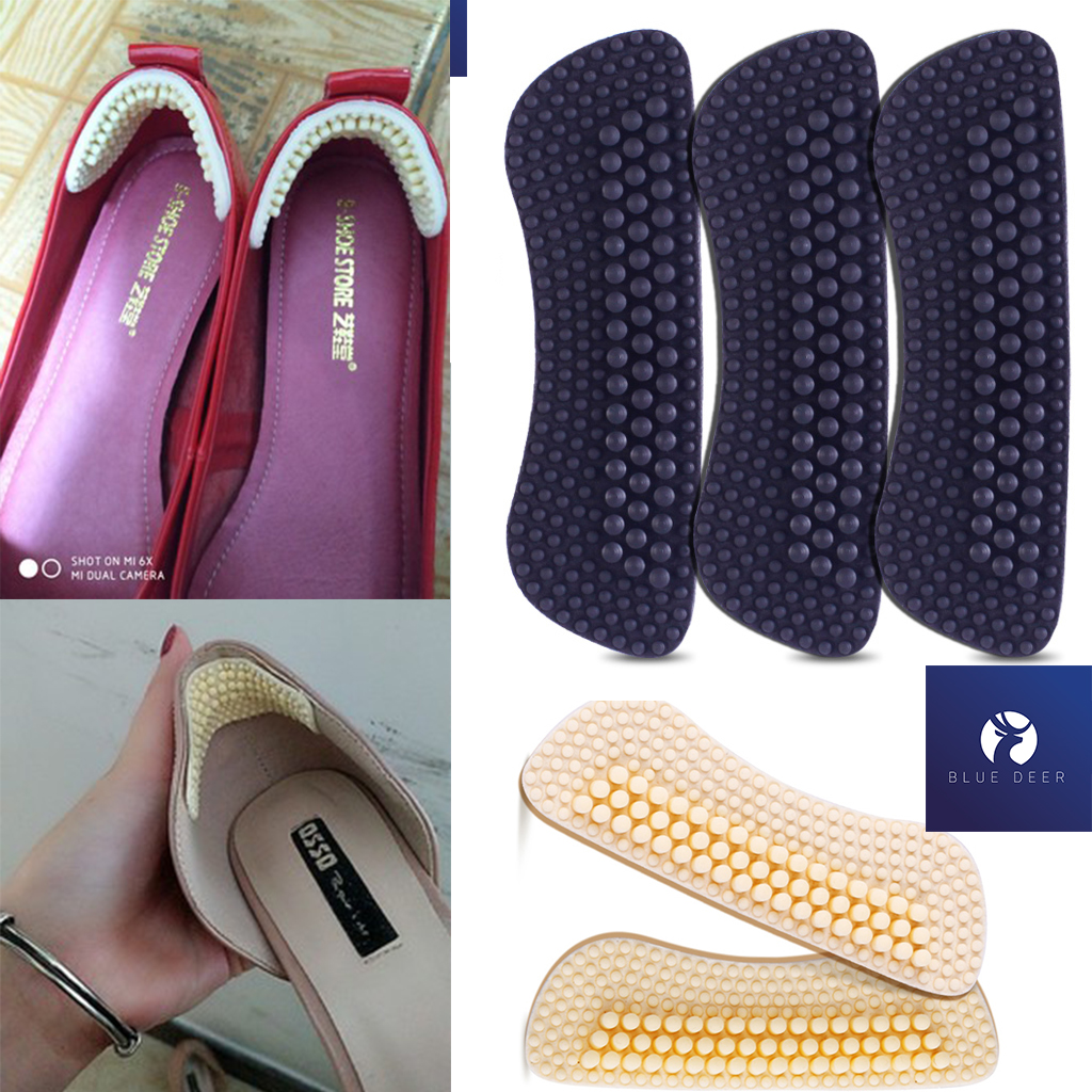 Miếng Lót Giày Cao Gót Silicon