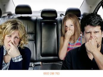 Khử mùi ô tô bằng vật phẩm phong thủy hiệu quả