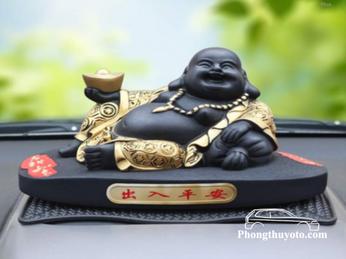 Tượng Phật để trên xe hơi có bao nhiêu loại tất cả?