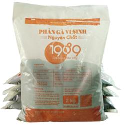 Phân Gà Ủ Vi Sinh 1989