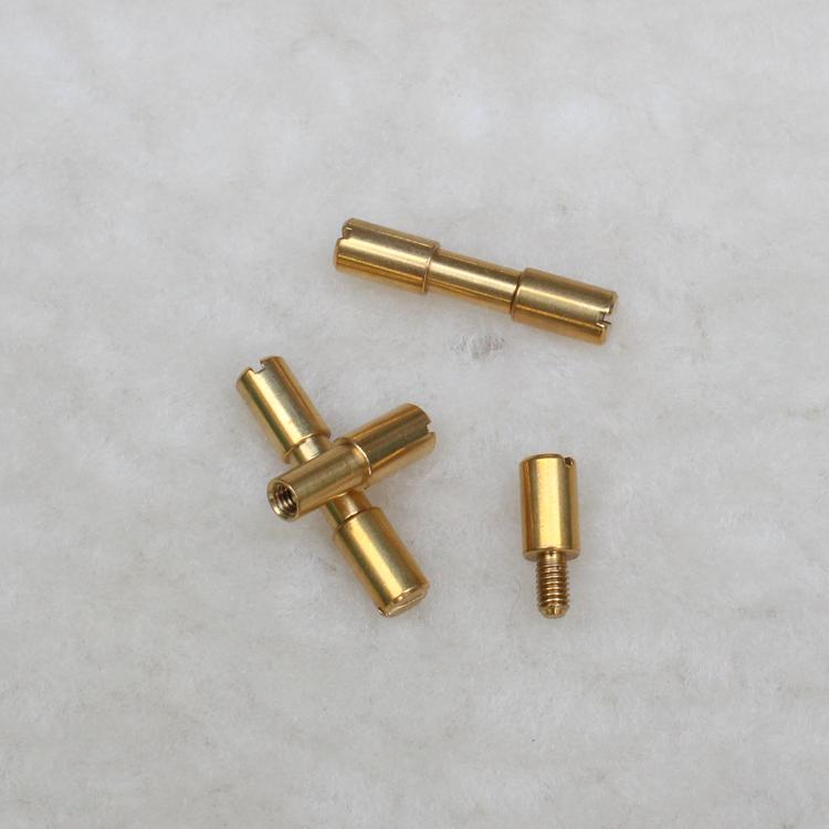 Bộ 3 Chốt Cán Dao Đồng Thau 5mm