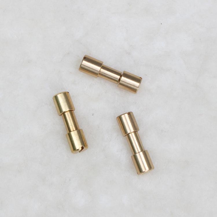 Bộ 3 Chốt Cán Dao Đồng Thau 6.8mm