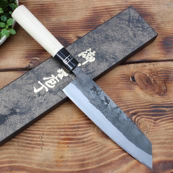 Dao Nhật Musashi Bunka 180mm Thép Aogami 2 Ốp Chống Gỉ