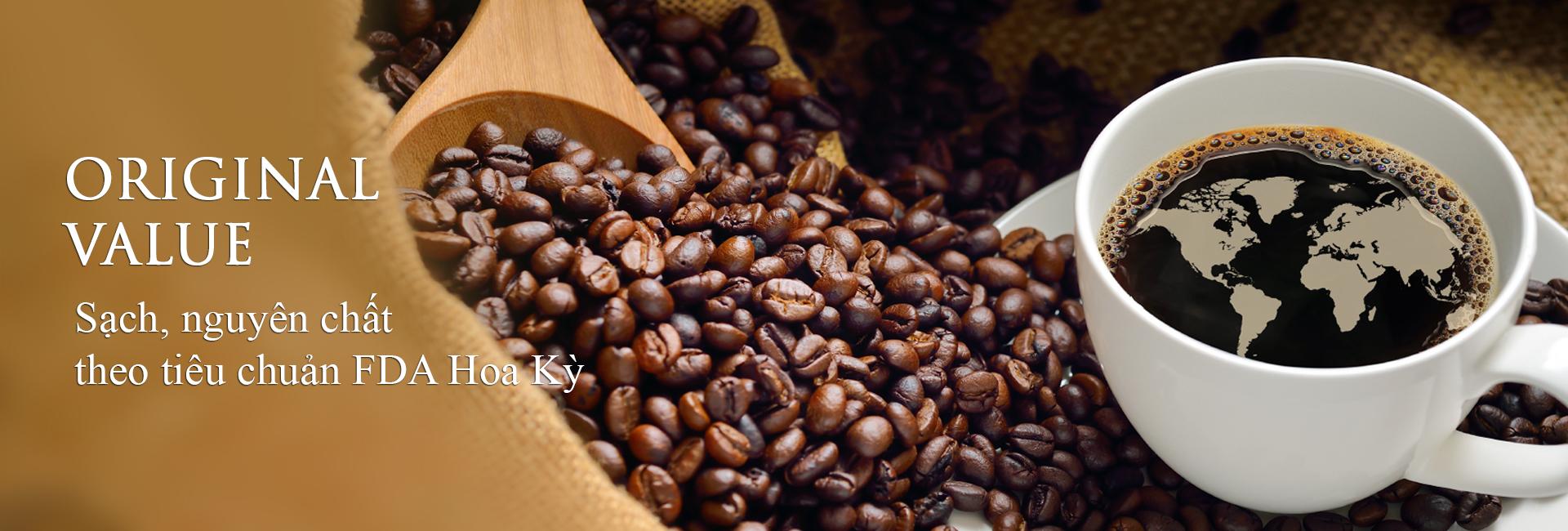 ORIGINAL VALUE COFFEE