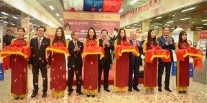 Khai mạc hội chợ Tuần lễ hàng TP HCM tại Moskava 2016