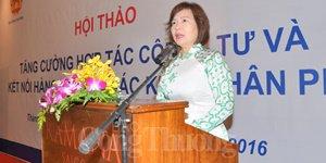 Kết nối hàng Việt với các kênh phân phối