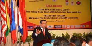 """Giao lưu văn hóa nghệ thuật """"Tình hữu nghị trong cộng đồng Asean"""""""