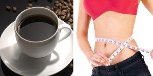 Thực hư chuyện uống cà phê giảm cân