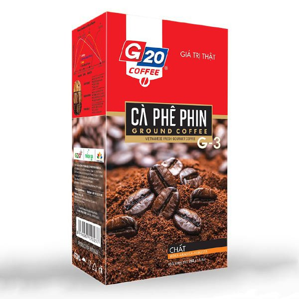 Phin coffee - Quality G3
