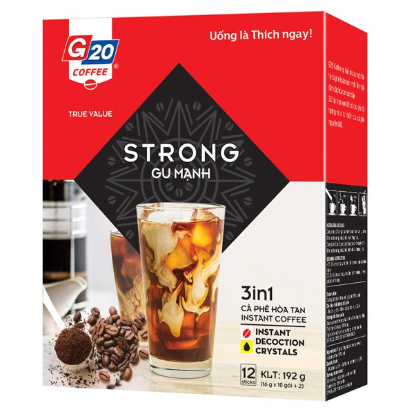 Strong Milk Coffee
