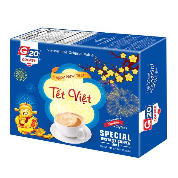TẾT VIỆT -  CHÚC THỌ Cà phê Special