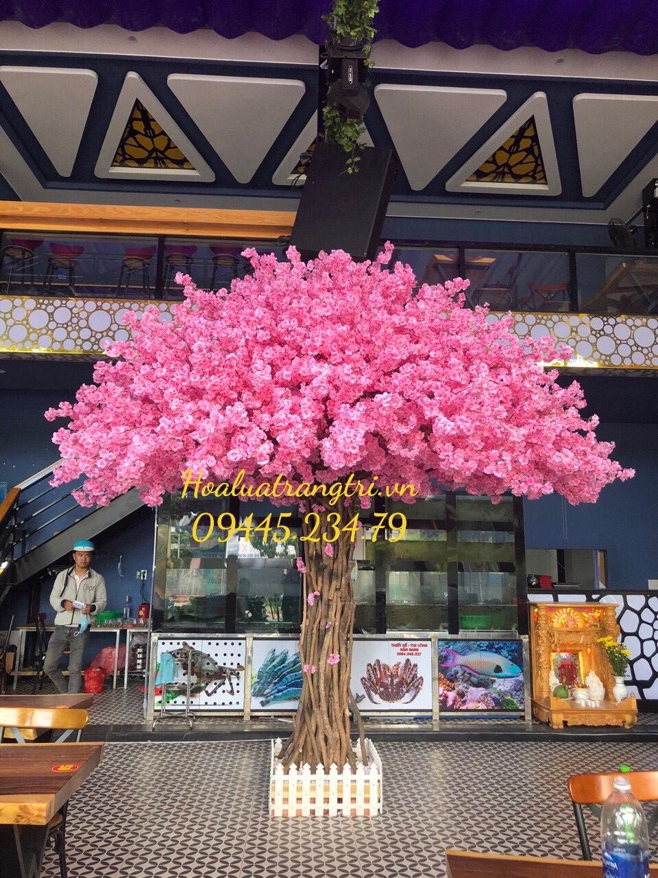 Cây Đào Lụa/Nhã Đan Shop