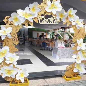 Cổng hoa