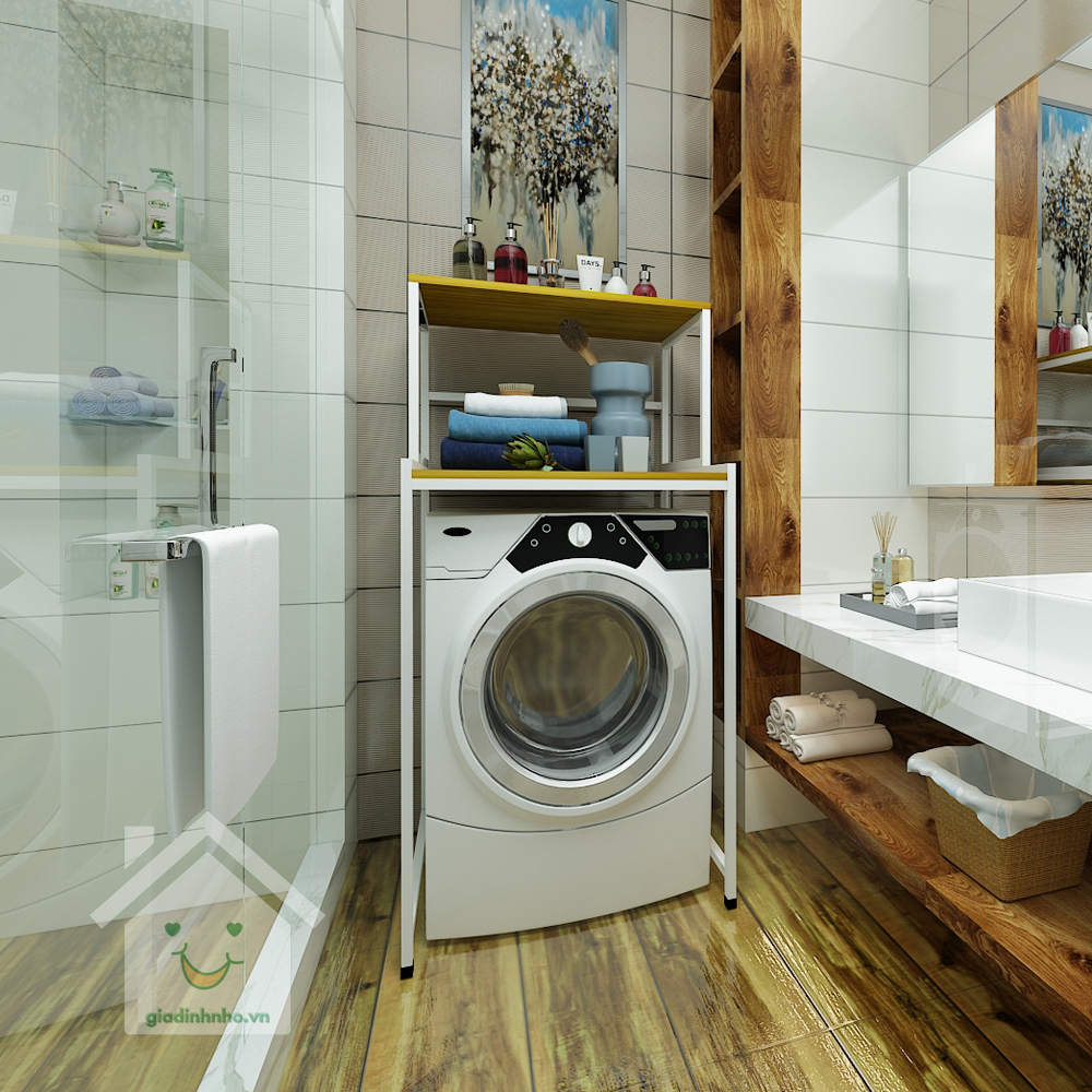 Kệ Máy Giặt KMG03