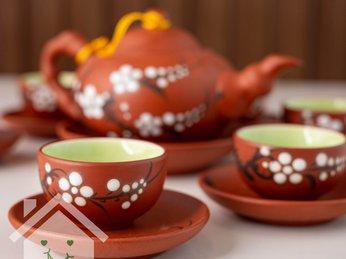 Ấm trà tử sa - chiếc ấm vạn người mê trong giới trà đạo