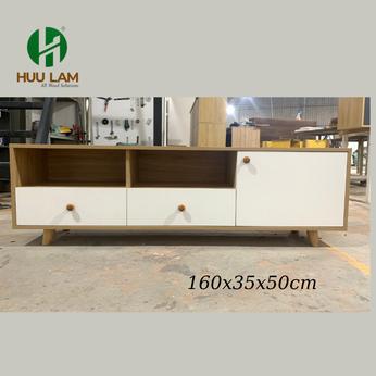 Kệ tivi gỗ công nghiệp HLTV-039 (160x50cm)