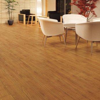 Sàn gỗ công nghiệp – màu gỗ anh đào đen