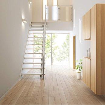 Sàn gỗ công nghiệp – màu gỗ sồi tự nhiên