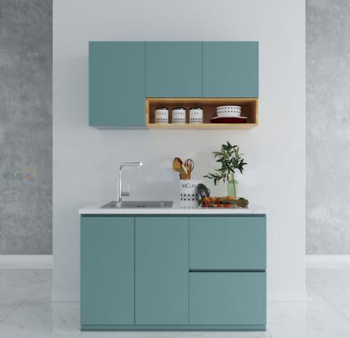 ⚡️Tủ bếp gỗ 1m2 treo tường cho phòng bếp
