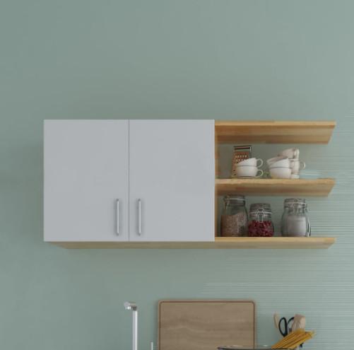 ⚡️Tủ Bếp Gỗ Treo Tường 1m2 cho nhà bếp nhỏ