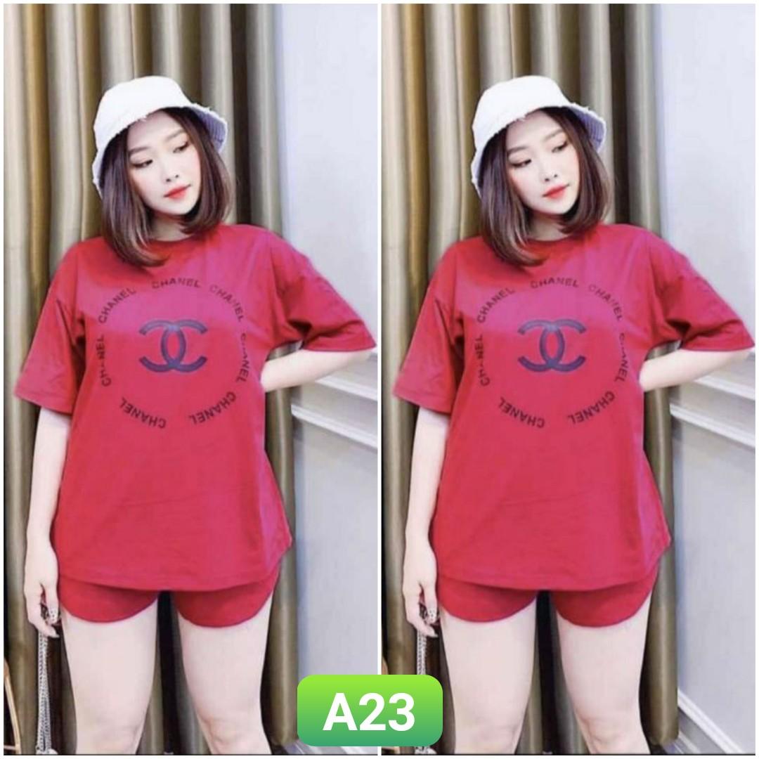 Order Đồ Bộ Thun Lững A23 - 3 size M, XL, XXL