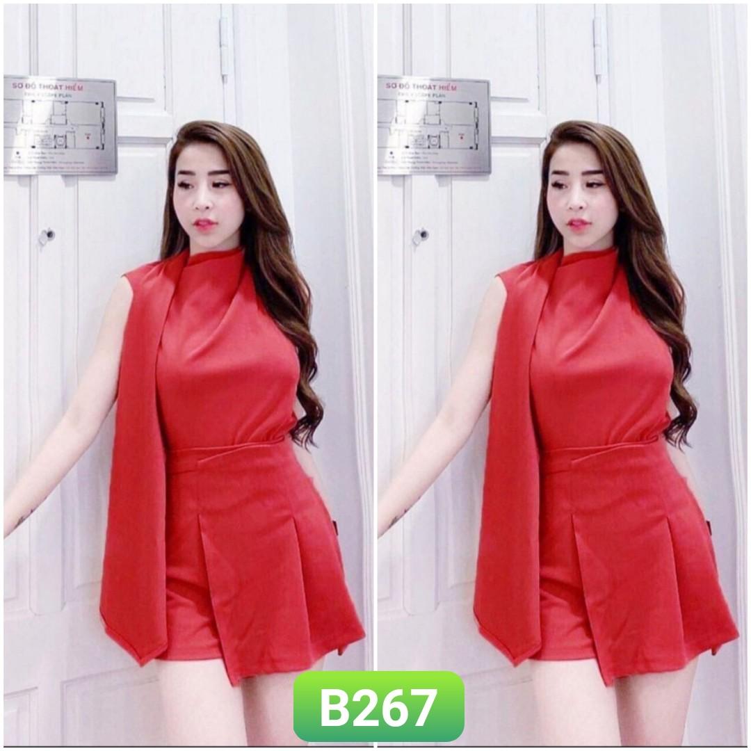 Order Váy Đầm B267 - Freesize 55kg