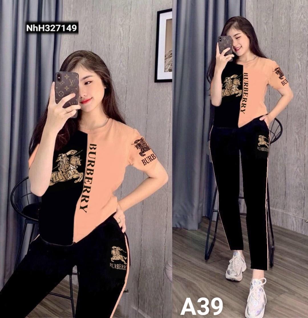 Đồ bộ nữ mặc nhà TNQD A39 - 4 size m xl xxl xxxl