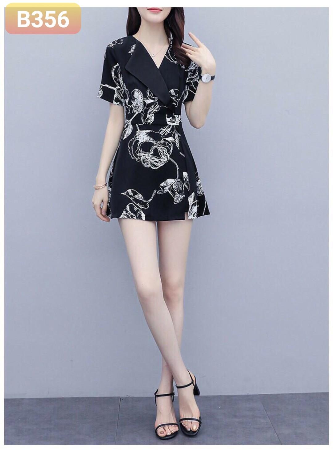 Order Váy Đầm B356 - Freesize 55kg