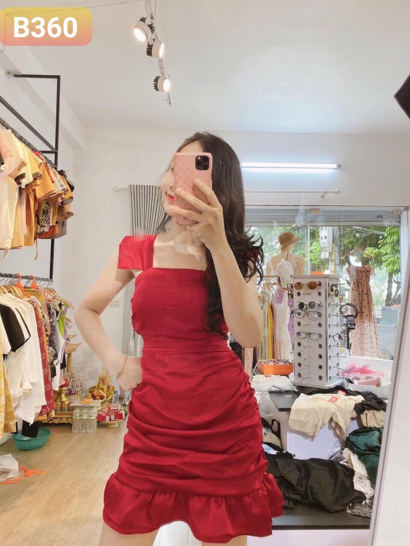 Order Váy Đầm B360 - Freesize 55kg