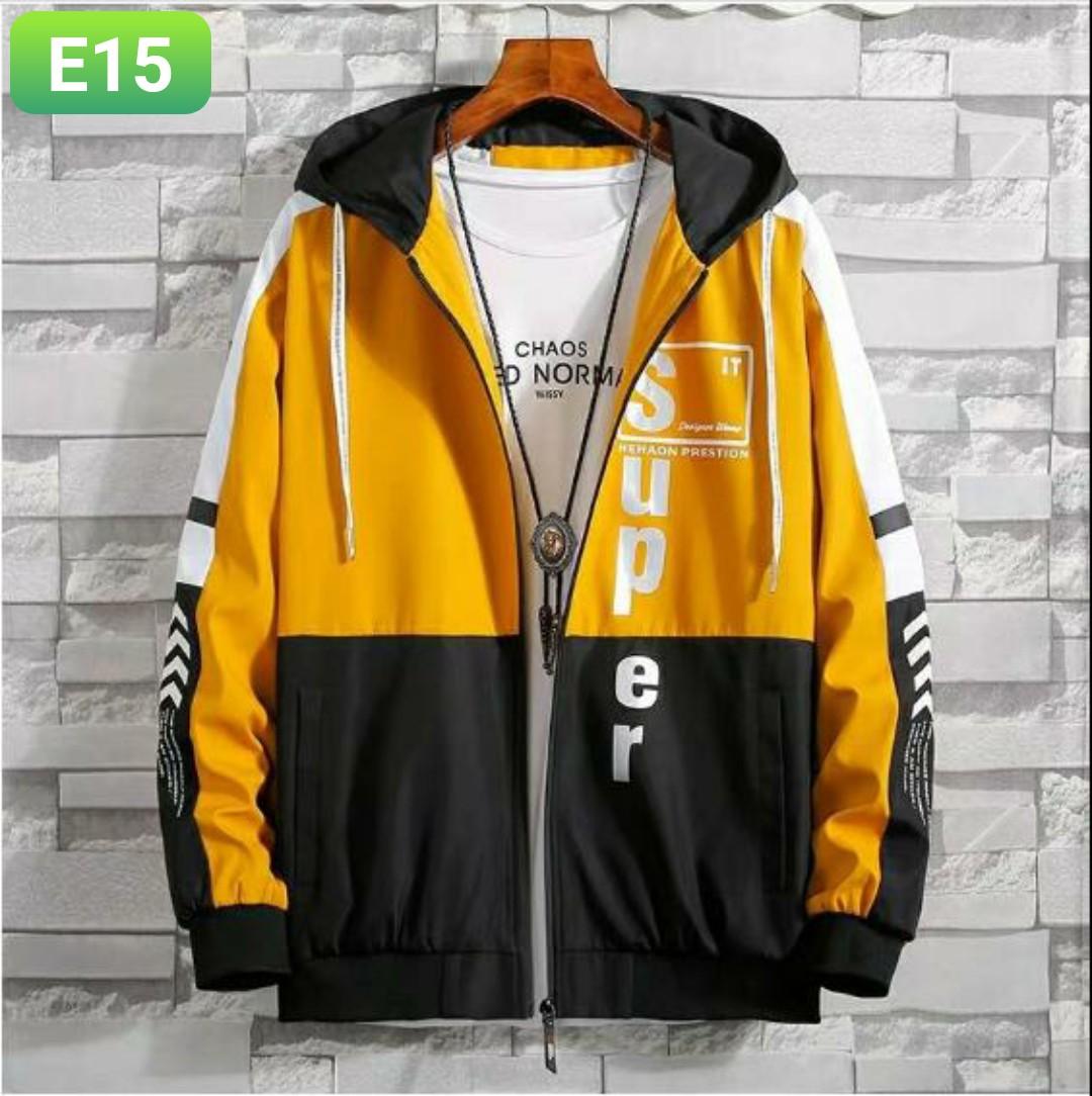 Order áo khoác E15 - freesize 75kg