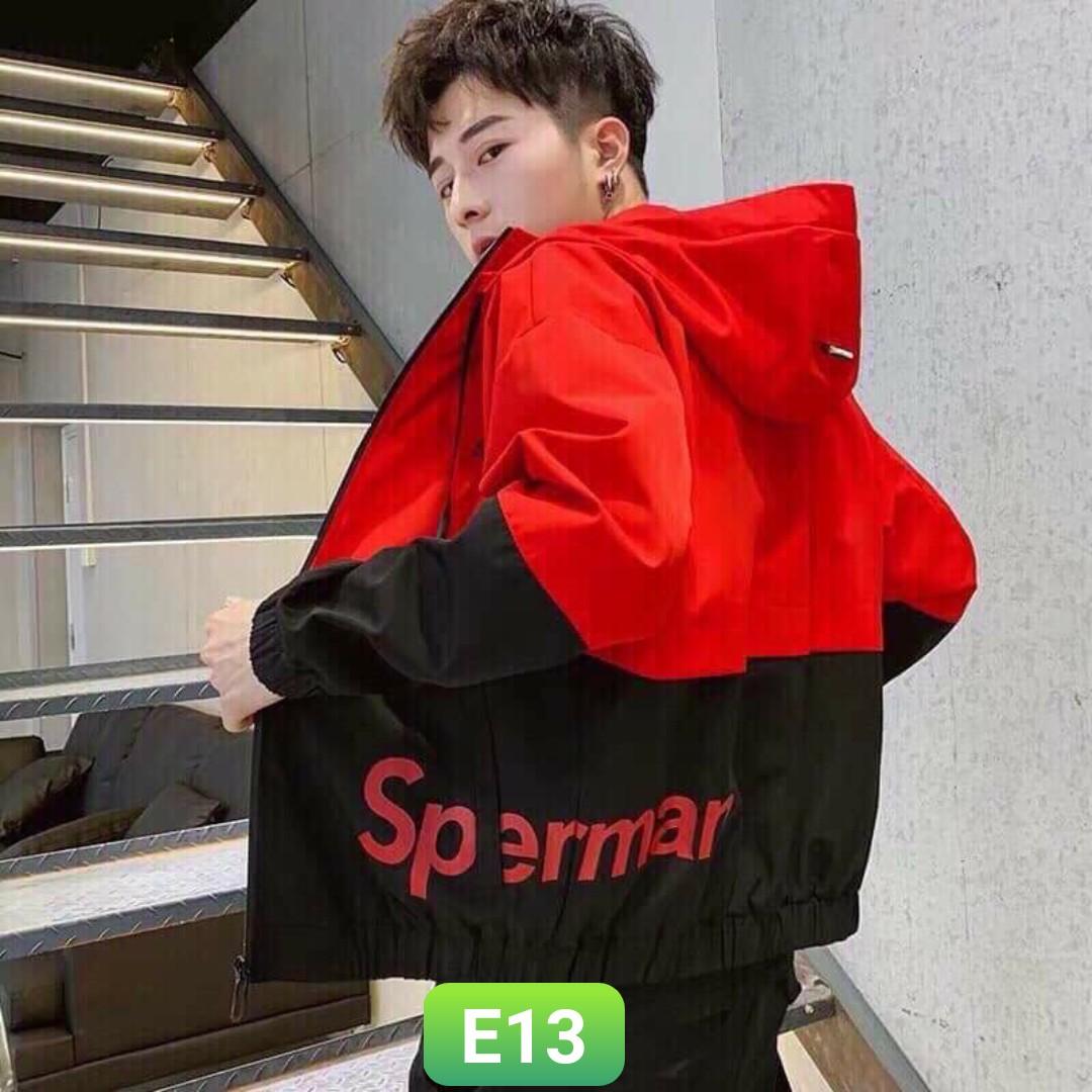 Order áo khoác E13 - 2 size l xl