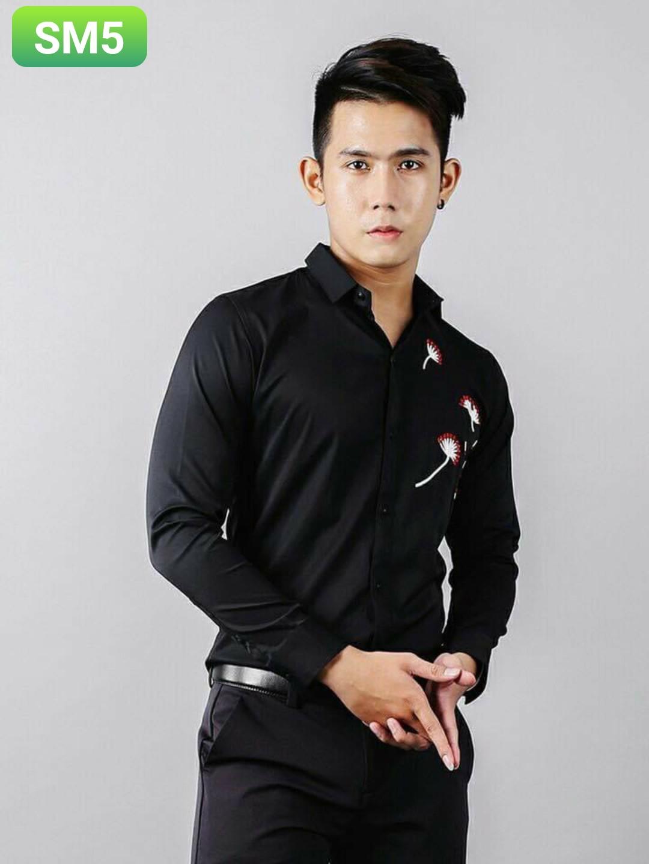 Order áo sơ mi SM5 - 3 size m l xl