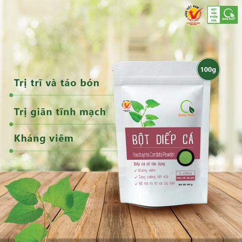 Bột Diếp Cá gói 100g - Quảng Thanh