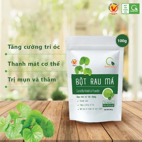 Bột Rau Má gói 100g - Quảng Thanh