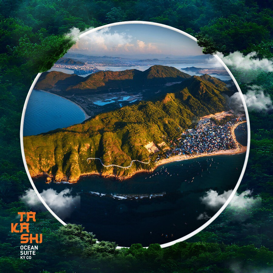 Đô thị du lịch Nhật bên yến đảo Phương Mai