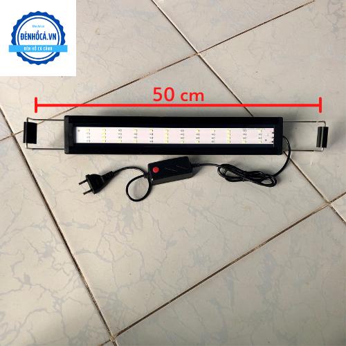 Đèn hồ cá 40 - 50cm RGB 3 chế độ sáng dành cho hồ cá cảnh 40 - 50cm