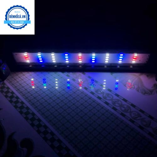 Đèn hồ cá 30 - 40cm RGB 3 chế độ sáng dành cho hồ cá cảnh 30 - 40cm