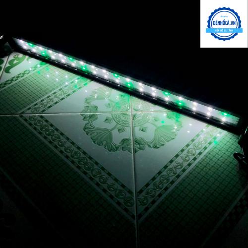 Đèn hồ cá 60 - 70cm RGB 3 chế độ sáng dành cho hồ cá cảnh 60 - 70cm