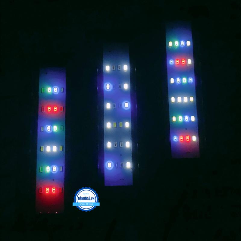 Đèn hồ cá, hồ thủy sinh 20 - 30cm đổi màu