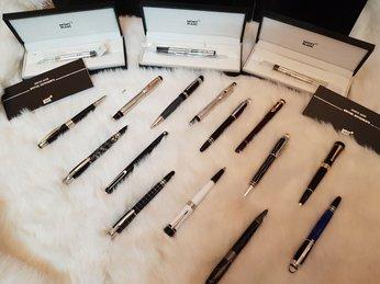 Làm sao để có thêm tiền từ một cây bút ký montblanc?