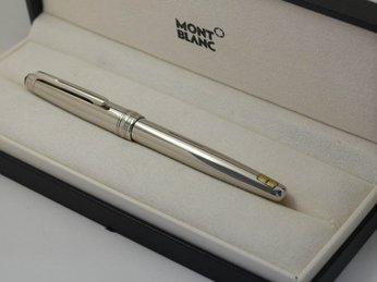 Bút ký cao cấp Montblanc - Vật bất li thân của doanh nhân