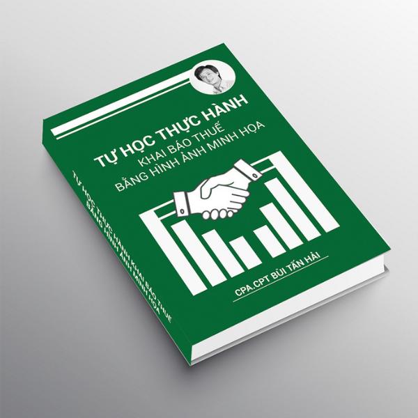 Sách tự học cách làm báo cáo thuế