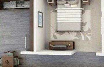 Tham khảo ngay mẫu căn hộ một phòng ngủ dành cho người độc thân và các cặp vợ chồng trẻ