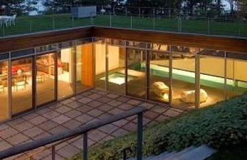Những kiểu mái nhà có 1-0-2, thoạt nhìn tưởng như những công trình nghệ thuật