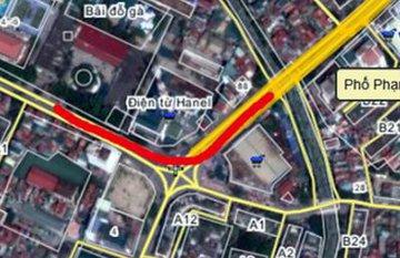 Hà Nội chuẩn bị xây cầu vượt Phạm Ngọc Thạch - Chùa Bộc