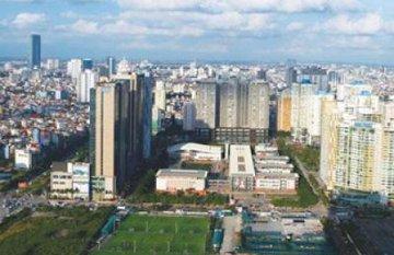 BĐS Hà Nội: Thanh khoản nhà đất giảm mạnh, văn phòng cho thuê ấm lên