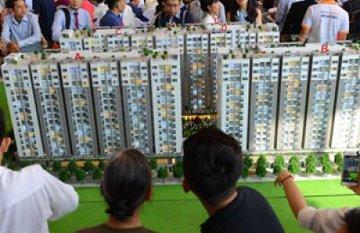 Năm 2017: Giá nhà tại Việt Nam cao gấp 25 lần thu nhập người dân
