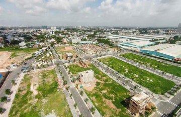 Thị trường đất nền Sài Gòn nửa cuối năm 2018 biến động mạnh